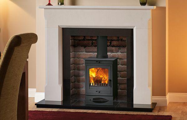 Capital Fireplaces Cascada 4.9Kw Multi Fuel