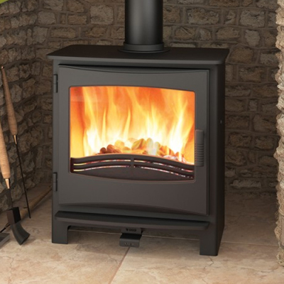 Broseley Evolution Desire 7 7.4Kw Multi Fuel