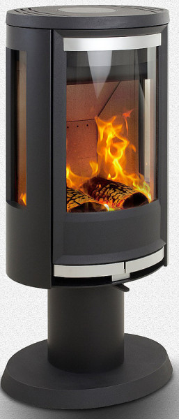 Heta Oura 100 7Kw Wood Burner
