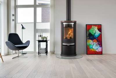 Heta Oura 200 7Kw wood Burner