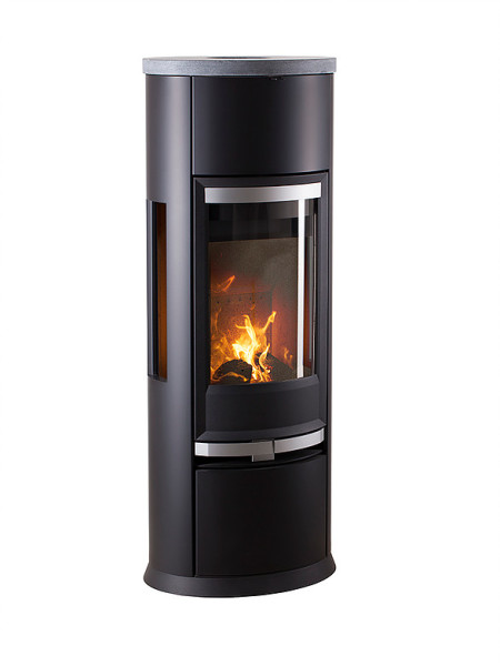 Heta Oura 300 7Kw Wood Burner