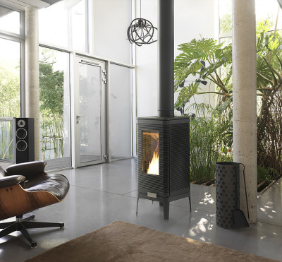 Invicta Iwaki 7Kw Wood Burner