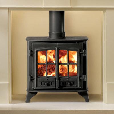 Kensal 40 Slimline 7Kw Wood Burner