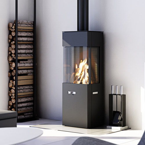 Rais Q-20 7Kw Wood Burner