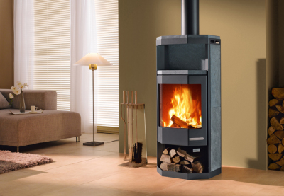 Skantherm Adano 7.1Kw Wood Burner