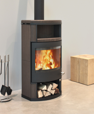 Skantherm Ator 7.1Kw Wood Burner
