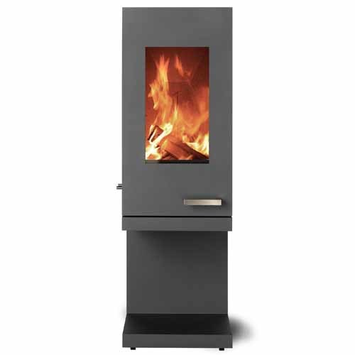 Skantherm Pico 7.5Kw Wood Burner