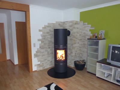Cera-Design Divino 2 8Kw Wood burner