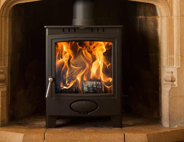 Aarrow Ecoburn Plus 7 7Kw Wood Burner