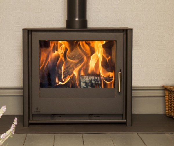 Aarrow i600 Slimline Freestanding Low 8Kw Multi Fuel