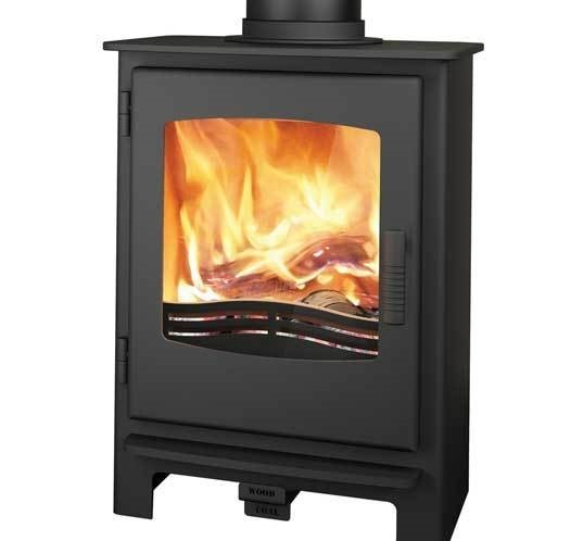 Broseley Evolution Desire 5 5Kw Multi Fuel