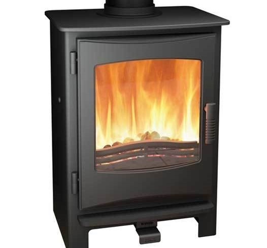 Broseley Evolution Ignite 5 5Kw Multi Fuel