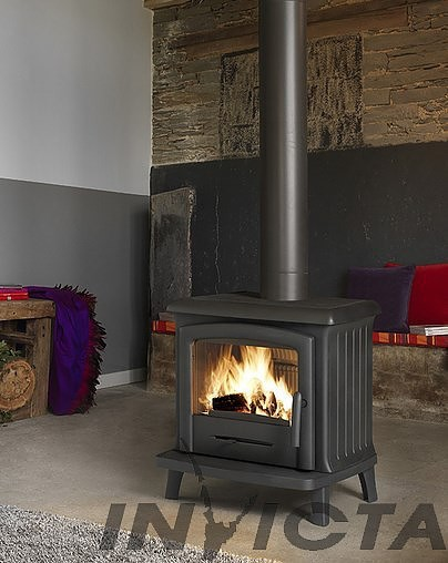 Norik 6Kw Wood Burner