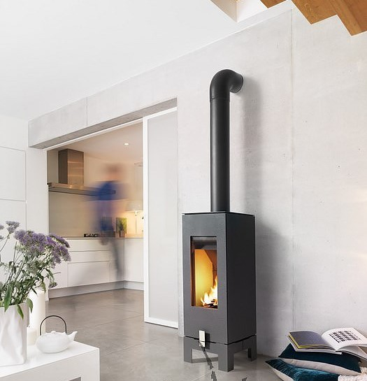 Wabi 6Kw Wood Burner