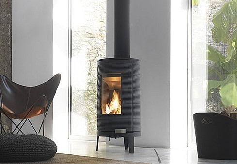Okino 7Kw Wood Burner