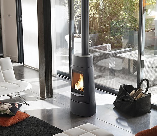 Aratos 8Kw Wood Burner