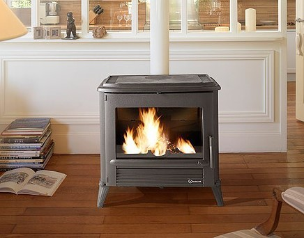 Modena 9Kw Wood Burner