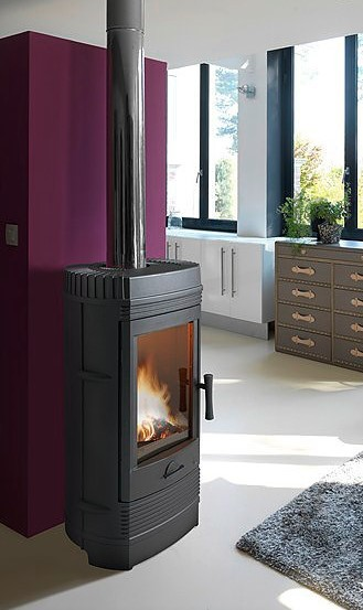 Cassine 10Kw Wood Burner