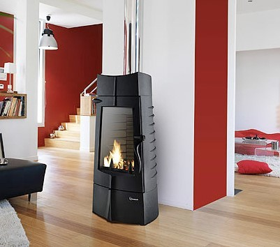 Chamane 10Kw wood Burner