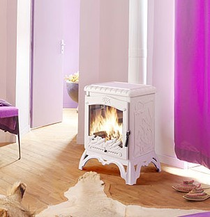 Chambord 10Kw Wood Burner