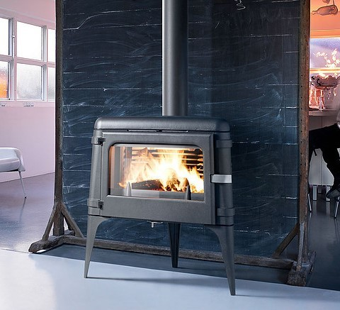 Luna 10Kw Wood Burner