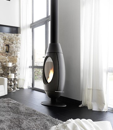 Ove 10Kw Wood Burner