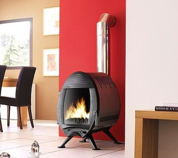 Oxo 10Kw Wood Burner