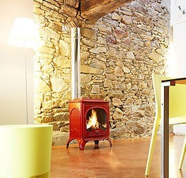 Seville 10Kw Wood Burner