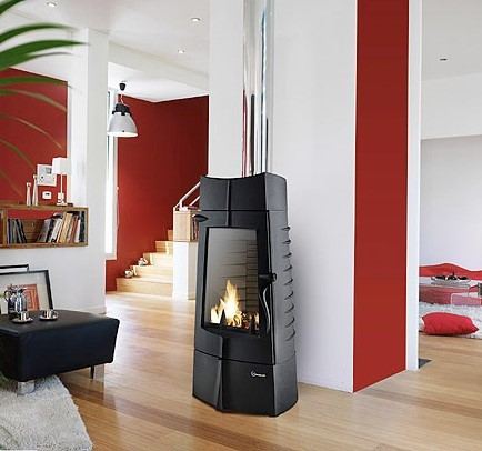 Chamane 14Kw Wood Burner