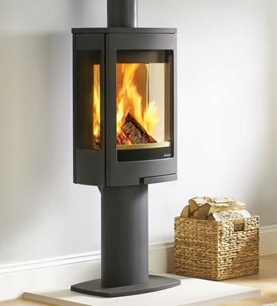 Nordpeis Duo 1 5Kw Wood Burner