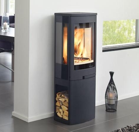 Nordpeis Duo 2 5Kw Wood Burner