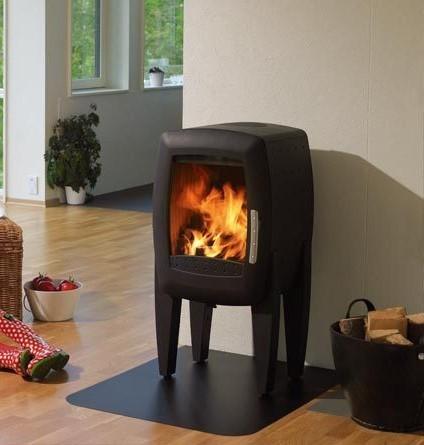 Nordpeis Smarty Classic 5Kw Wood Burner