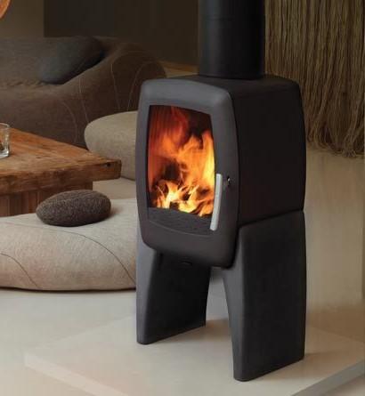 Nordpeis Smarty Stone 5Kw Wood Burner