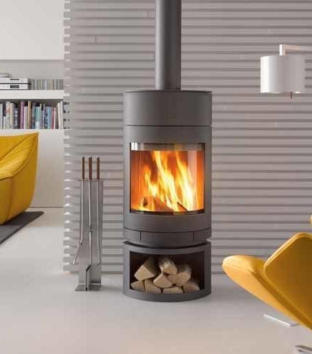 Skantherm Emotion-S 4.6Kw Wood Burner