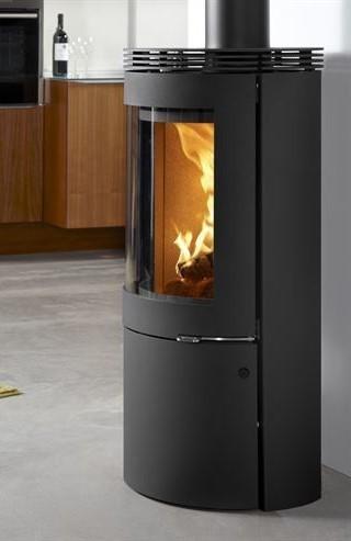 Westfire Uniq 27 4.4Kw Wood Burner