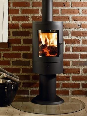 Westfire Uniq 21 Pedestal 5Kw Wood Burner