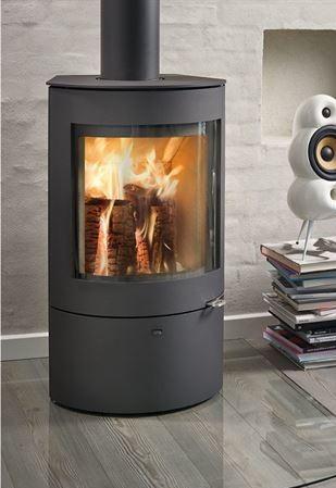 Westfire Uniq 21 5Kw Wood Burner
