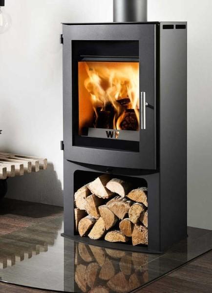 Westfire Uniq 18 5Kw Wood Burner