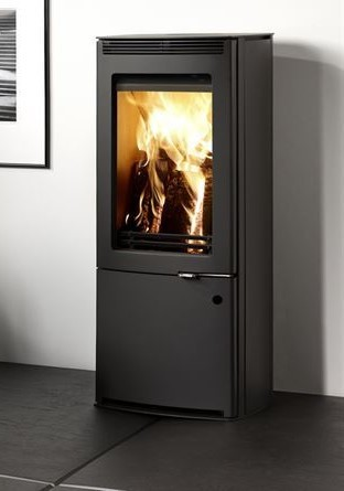 Westfire Uniq 34 CC 6.1Kw Wood Burner