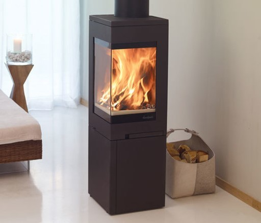 Nordpeis Quadro 2 6.2Kw Wood Burner