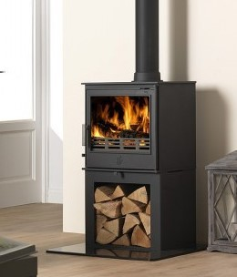 ACR Buxton Log Store 7Kw Multi Fuel