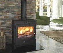 Broseley Hestia 7 7Kw Wood Burner