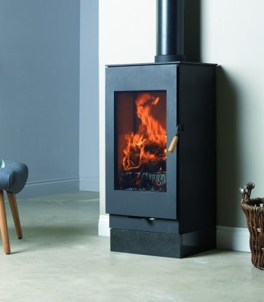 Burley Carlby 9307 7Kw Wood Burner