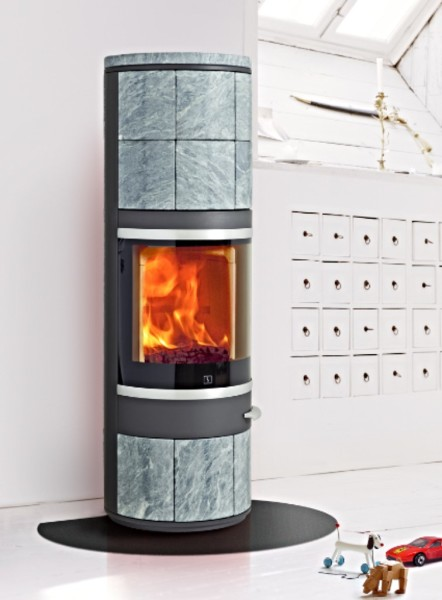 Scan 83-8 Maxi 7Kw Wood Burner