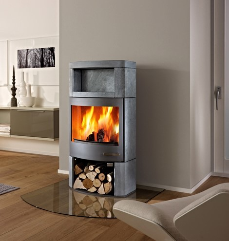 Skantherm Ator Plus 7.1Kw Wood Burner