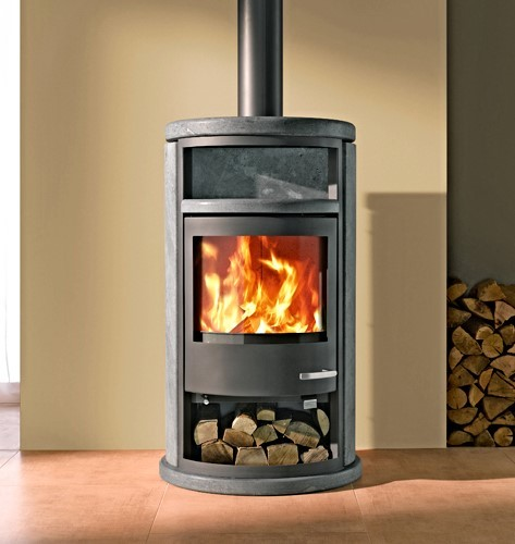 Skantherm Ariso 7.1Kw Wood Burner