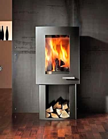 Skantherm Ivo 2.0 7.7Kw Wood Burner