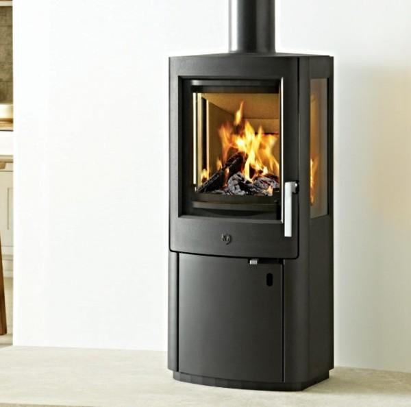Varde Ovne Uniq 1 7Kw wood Burner
