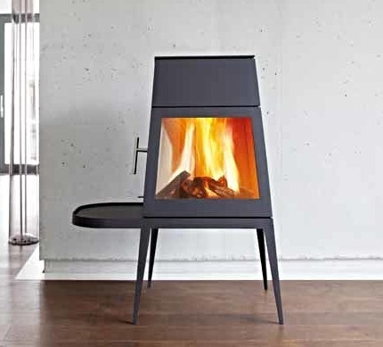 Skantherm Shaker Short 7.1Kw Wood Burner