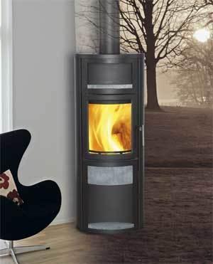 Scaline 530 5Kw Wood Burner